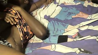 Ebony Teen Fucked By Her Brother