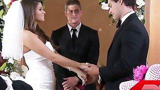 The Royal Porno Wedding Parody - Madelyn Marie & Ramon