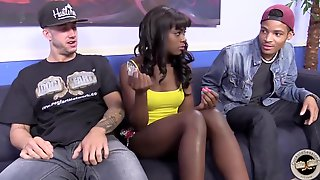 Ebony Hoe Pays For Drugs With Pussy