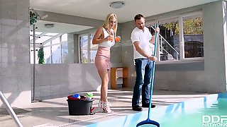 DDnetwork - Nathaly Cherie - Dirty Pool, Dirty Minds