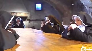 Sweet Fun Of Nuns