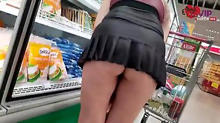 Public Upskirt Amateur