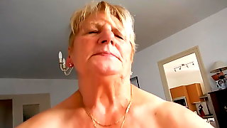 Fucking A Sexy Older Lady