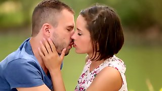 Pretty Teen Annabelle Wants To Be A Woman