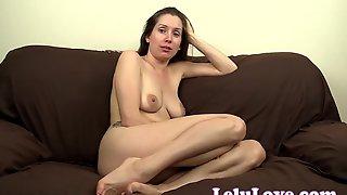 Brunette Milf Fucks Her Lover In Front Of Her Husband
