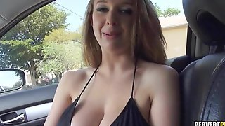 Picked Off Teen With Big Boobs