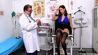 Antonia Sainz Gyno Exam