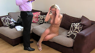 Bulgarian Chick Destiny Byrd Fucked In All Holes