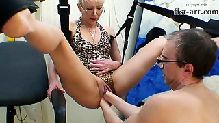FistArt - Marcella With Triple Cucumber Part 4