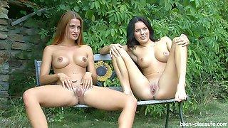 Bikini-pleasure - Nicole And Vanessa