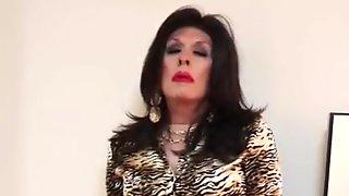 Linda And The Bounty - Vinyl Ebony Patent Microskirt