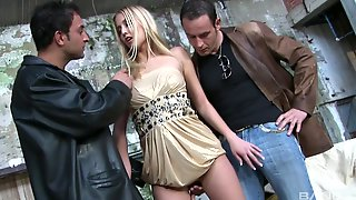 JULIE SILVER And TINA GABRIEL In Daring Flesh For Sale