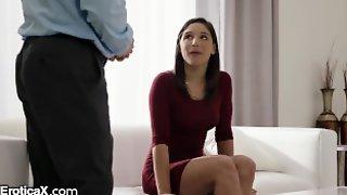Abella Danger Takes Another Mans Cum In Partner Swap - EroticaX