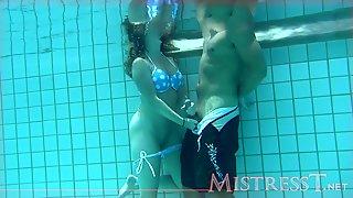 Underwater Sensual Time Hard Core