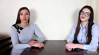 Hypno Audition For Two Nice Girls