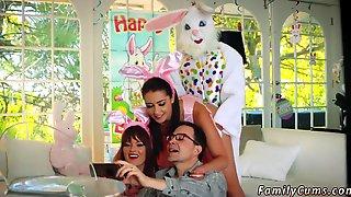 Dad Surprise Uncle Smash Bunny
