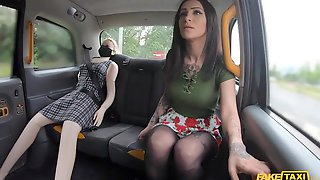 Sex Doll Watches Cabbie Cheat