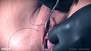 Extreme Painful Humiliating Bondage And Torture For London River