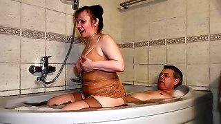 Evening Bath With Sensual Pleasures - Part Ii - Simon Latexa