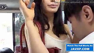 Asian, Bus-porn, Asian
