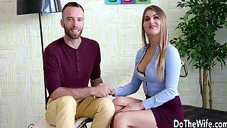 Polish Wife Cuckolds Husband With Bbc