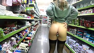 Shopping In Store