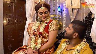 Hot Splendid Bhabhi, Wedding Night Porno, Full Hd