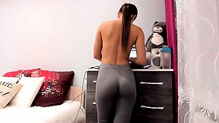 Teen 18 Masturbate Webcam