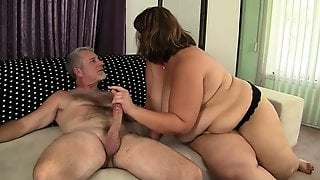 Chubby Mature Wife In Desperate Need Of A Hardcore Banging