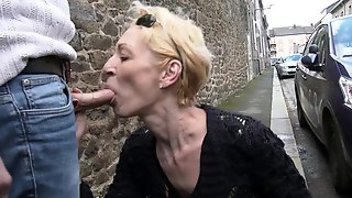 Slutty Mature Housewives Satisfy Their Hunger For Young Meat