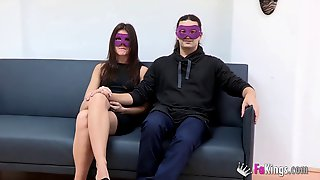 Ris Dar In A Hot Swinging Orgy Including Cool Masks