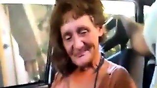 Cock Sucking Granny
