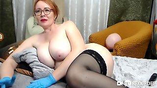Big Tittied Mature Woman Ivetta Shine