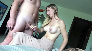 I Have Long Dreamed Of Shagging My StepMom