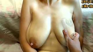 Red-Hot FUCKFEST With COUGAR Immense Congenital SAGGY BOOBS - Shag COUGAR WAGGING Udders In A MISSIONARY Pose!!