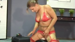 Sybian squirt compilation