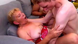 Moms And Grannies Having Sex With Boys
