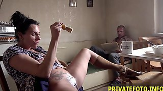 Dirty Present For Grandpa - Fetish Euro Porn