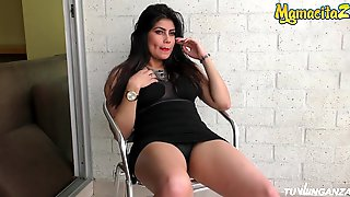 Mamacitaz - #carmen Lara - Gorgeous Mexican Jumps On Dong In Her Very First R. Sextape
