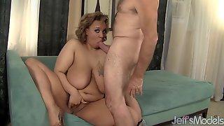 Jeffs Models - Fat Moms Tasting Big Cocks Compilation