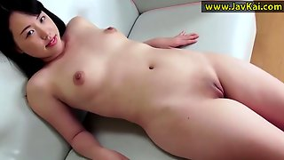 Blondie Asian Gets Snatch And Arse Screwed Hard