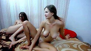 Stella And Stephan Hot Leggy Lesbians Amateur Webcam
