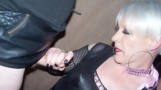 Femme Gay Boi Sucking Cocks