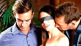 Hot Wife Blind Folded Scene 1