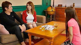Maki Koizumi Fucks Her Sisters Boyfriend So Good! - JapanHDV
