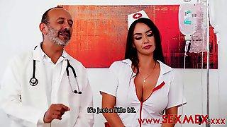 Fuck The Hot Nurse Requests His Last Will