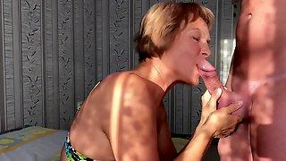 Mother Get Fresh Teen Sperm