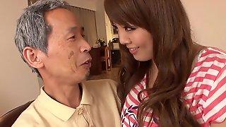 Lewd Japanese Hitomi Tanaka Crazy Sex Clip