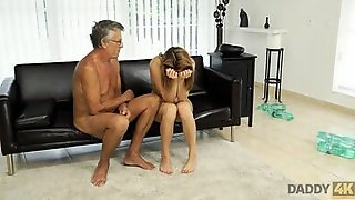 DADDY4K. StepDaddy Has A Lot Of Money And Is Very Gentle