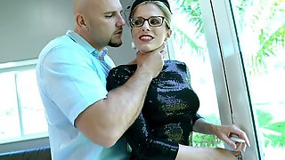 Hardcore Sex With A Dick-swallowing Mom Hooker Cory Chase